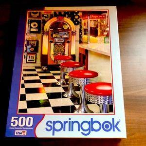 Springbok 500 Piece Puzzle